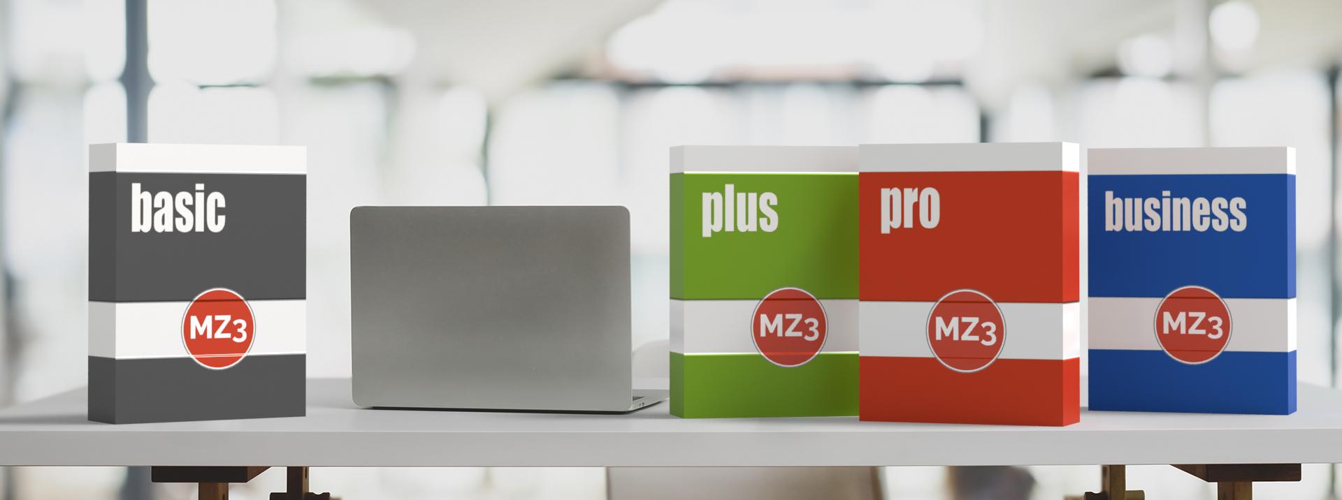 MegaZine3 Produktvergleich