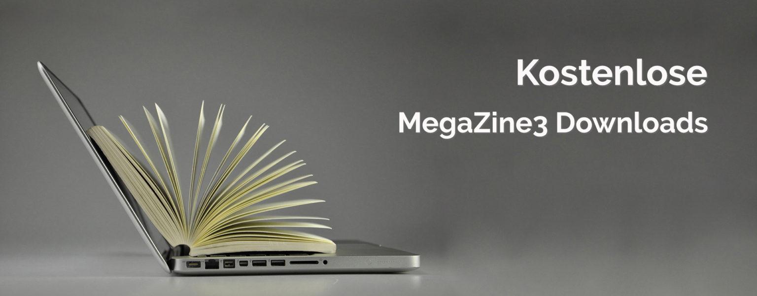 MegaZine3 - Sofware Downloads